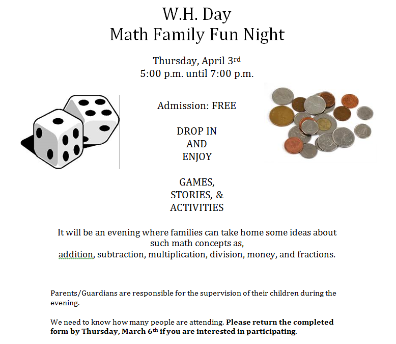 family_math_night